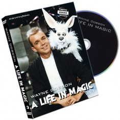 A Life In Magic - From Then Until Now Vol.3 by Wayne Dobson and RSVP Magic