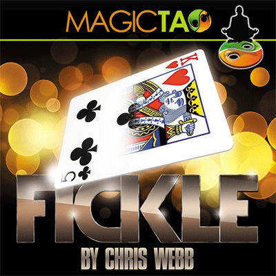 Fickle by Chris Webb and MagicTao - Blue