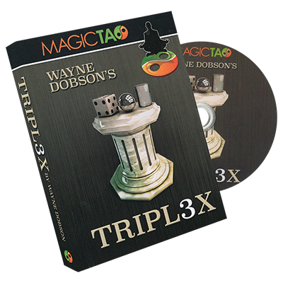 TRIPLEX by Wayne Dobson and MagicTao