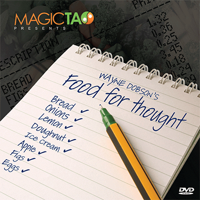 Food For Thought by Wayne Dobson and MagicTao