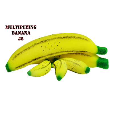 Multiplying Bananas (5 pieces)