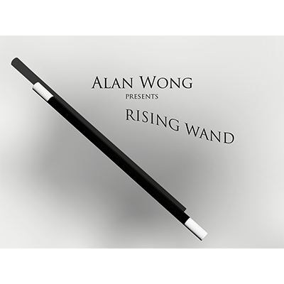 Rising Wand by Alan Wong