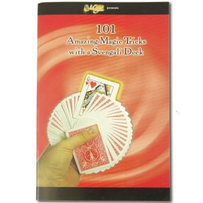 101 Tricks with a Svengali Deck by Royal Magic