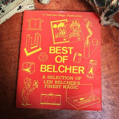 Best of Belcher by Len Belcher