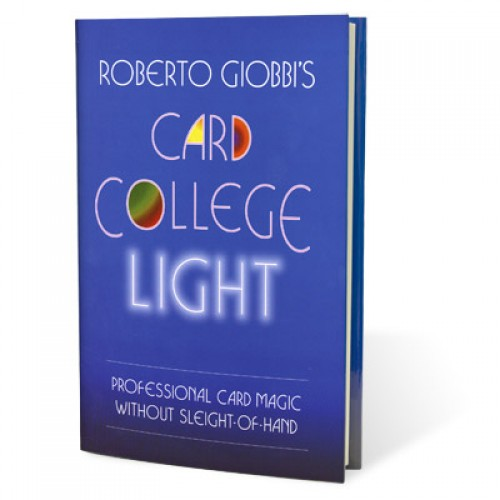 Card College Light by Roberto Giobbi