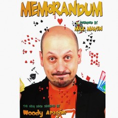 Memorandum Book by Woody Arangon