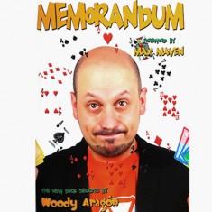 Memorandum (Book) - Woody Arangon