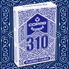 Copag 310 Playing Cards - Blue
