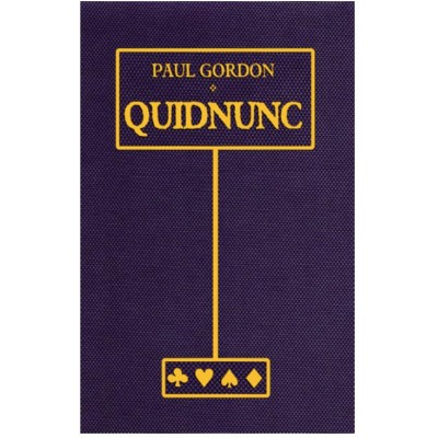 Paul Gordon's Quidnunc Book