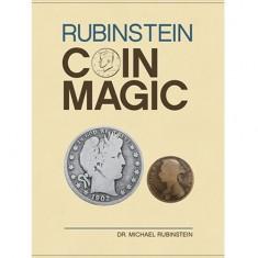 Rubinstein Coin Magic by Dr. Michael Rubinstein