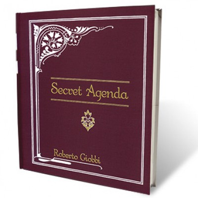 Secret Agenda by Roberto Giobbi