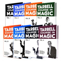 Tarbell Course of Magic Volume 1-8