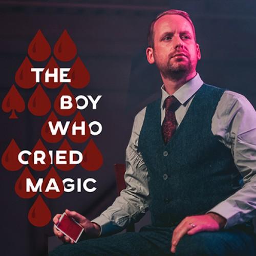 The Boy Who Cried Magic by Andi Gladwin