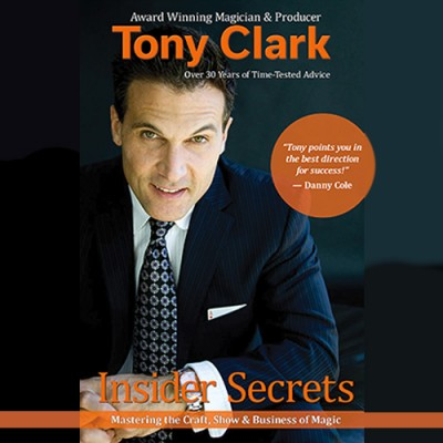 Insider Secrets - Tony Clark (Book)