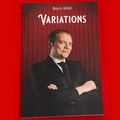 Variations by Boris Wild ***Shipping 1st Nov***