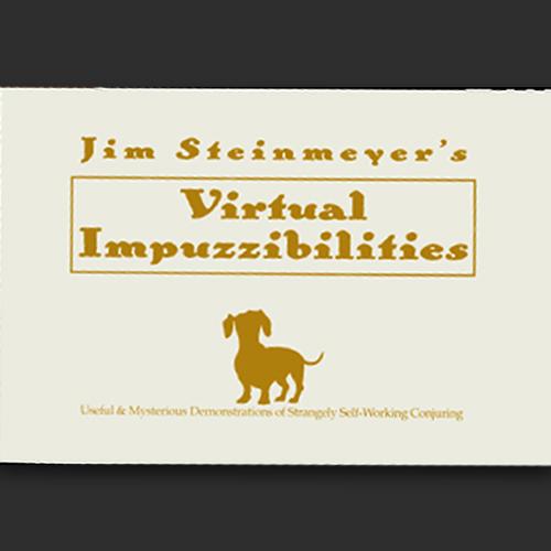 Virtual Impuzzibilities by Jim Steinmeyer
