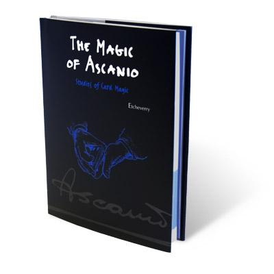 Magic Of Ascanio Vol.2 - Studies Of Card Magic by Arturo Ascanio