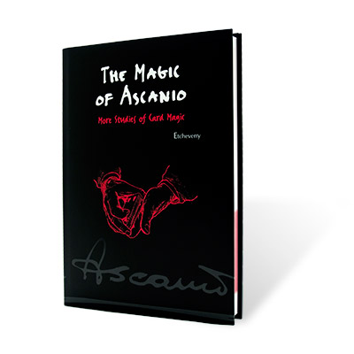 "The Magic of Ascanio Book Vol. 3 ""More Studies of Card Magic"" by Arturo Ascanio"