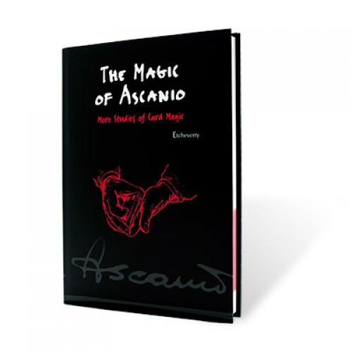 "The Magic of Ascanio Book Vol. 3 ""More Studies of Card Magic"" by Arturo Ascanio"