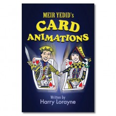 Meir Yedid's Card Animations by Harry Lorayne