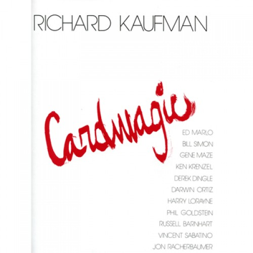 Card Magic by Richard Kaufman