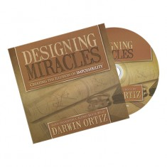 Designing Miracles by Darwin Ortiz - Audio Book