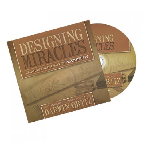 Designing Miracles by Darwin Ortiz - Audio Book