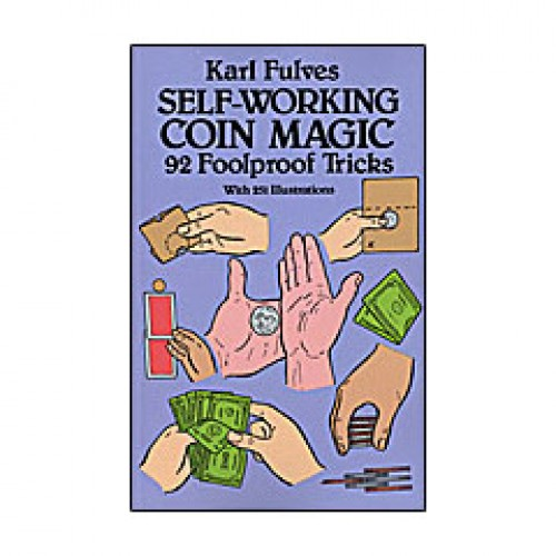 Self Working Coin Magic by Karl Fulves