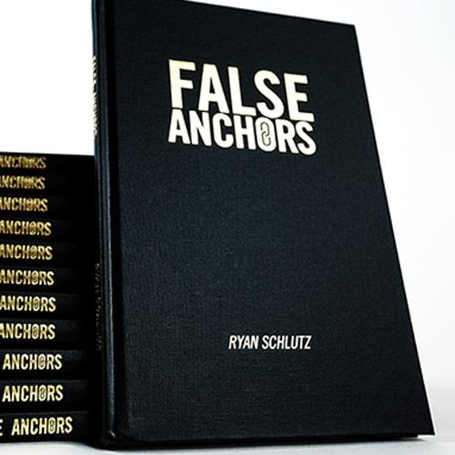 False Anchors Set (including gimmick) by Ryan Schlutz