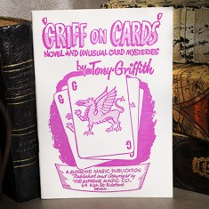 Griff on Cards by Tony Griffith