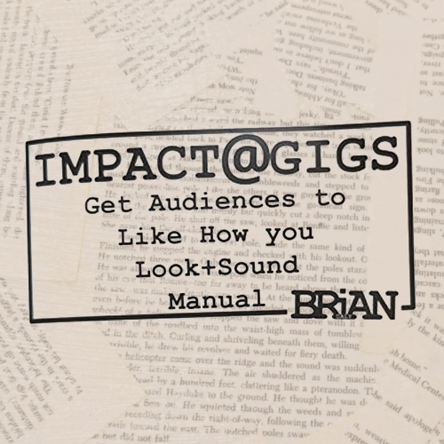 Impact @ Gigs by Brian Daly