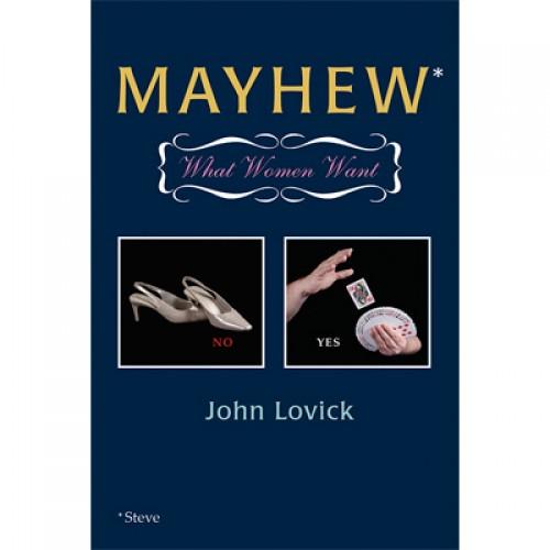Mayhew - What Women Want by Hermetic Press