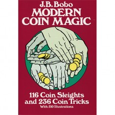 Modern Coin Magic by J.B. Bobo