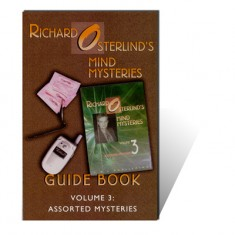 Mind Mysteries 3: Guide Book by Richard Osterlind