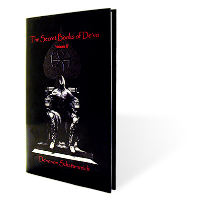 The Secret Books of De'vo vol. 2