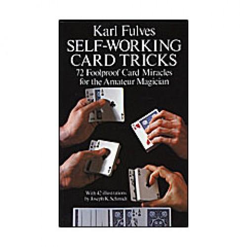 Self Working Card Tricks by Karl Fulves
