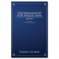 Showmanship for Magicians by Dariel Fitzkee