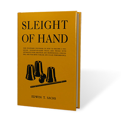 Sleight of Hand (Hardbound) by Edwin Sachs