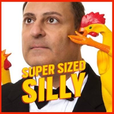 Super Sized Silly - David Kaye