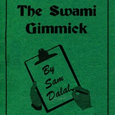 The Swami Gimmick - 4 gimmicks, Lead & Book