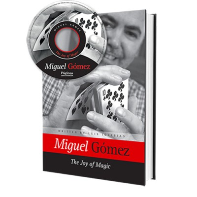 The Joy of Magic - Book and DVD by Miguel Gómez