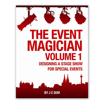 The Event Magician (Volume 1) by JC Sum