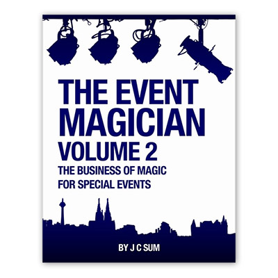 The Event Magician (Volume 2) by JC Sum