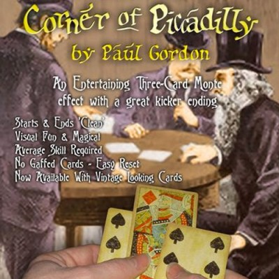 Corner of Piccadilly - Paul Gordon