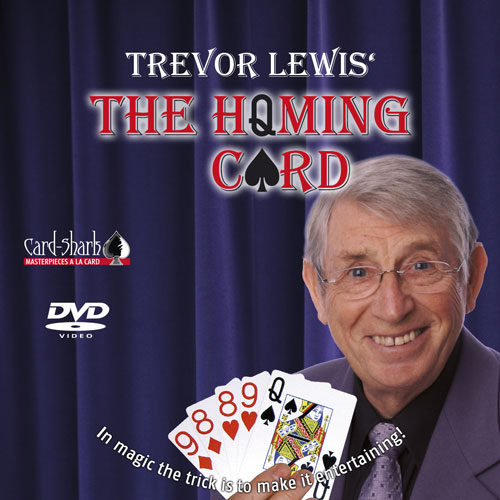 Homing Card by Trevor Lewis