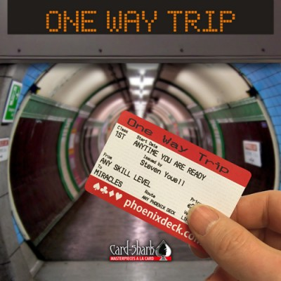 One Way Trip by Steve Youell