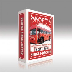 Phoenix Single Decker - Red Back