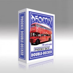 Phoenix Double Decker - Blue Back