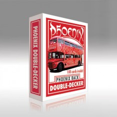 Phoenix Double Decker - Red Back