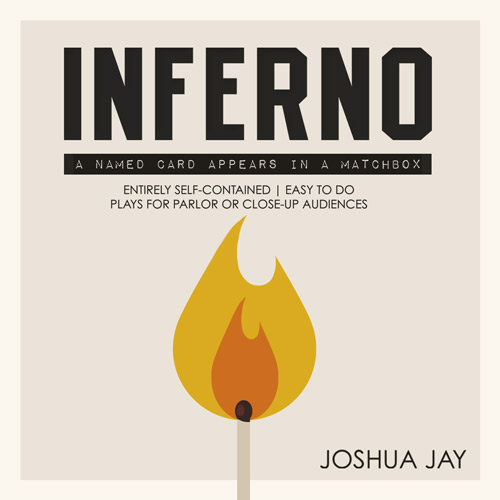 Inferno by Joshua Jay